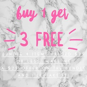 Other - Buy 1 get 3 free!